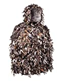 North Mountain Gear Ghillie Camouflage Hunting Jacket (ONLY Jacket - Brown XX-Large)