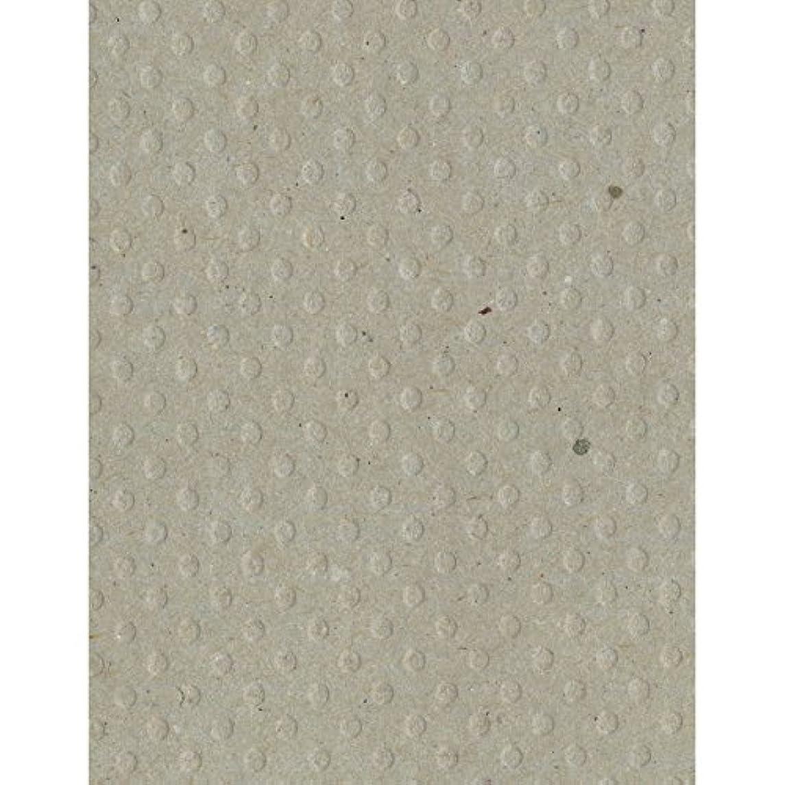 Bazzill 25 Sheets Dotted Swiss Kraft, 8.5 x 11