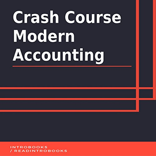 Crash Course Modern Accounting cover art