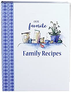 Meadowsweet Kitchens Favorite Family Recipes Journal, Grandma's Kitchen design
