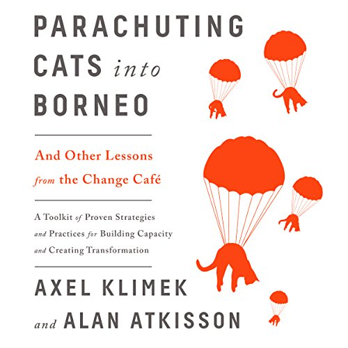 Parachuting Cats into Borneo cover art