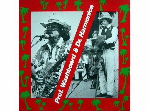 Prof. Washboard & Dr. Harmonica (same) [Vinyl LP record] [Schallplatte]