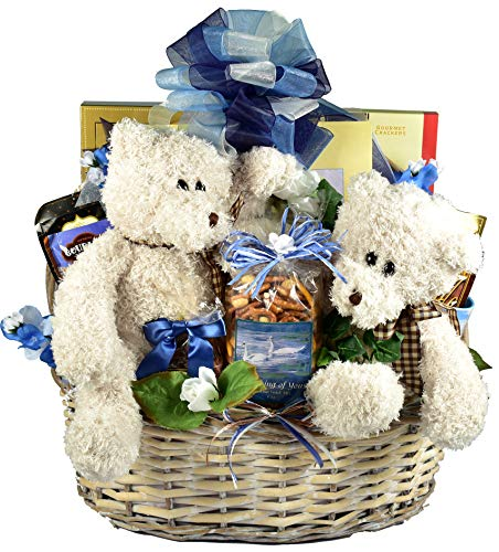 Gift Basket Village - The Comfort Basket, A Bereavement / Sympathy Gift Basket | Comfort Those Grieving A The Loss Of A Loved One (Large)