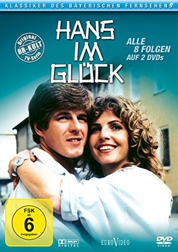 Hans im Glück - Folgen 01-08 [2 DVDs]
