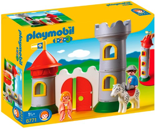 Playmobil 6771: Castillo 1.2.3