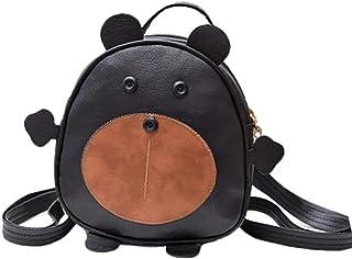 SaleBox® Fashion Girls Fashion Cute Mini Stylish Leather Backpack for Women School & College Girls