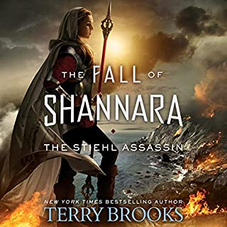 The Stiehl Assassin     The Fall of Shannara, Book 3              By:                                                                                                                                 Terry Brooks                               Narrated by:                                                                                                                                 Simon Vance                      Length: 12 hrs     Not rated yet     Overall 0.0