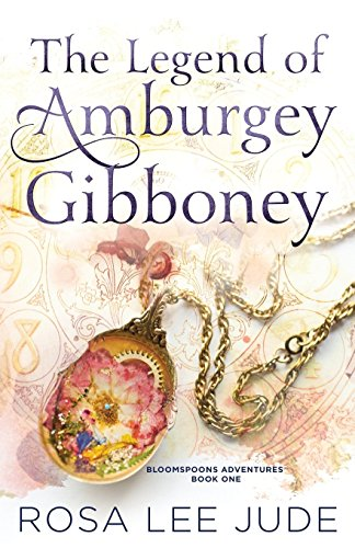Download The Legend of Amburgey Gibboney (Bloomspoons Adventures) 1942994052