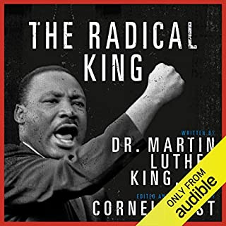 The Radical King audiobook cover art