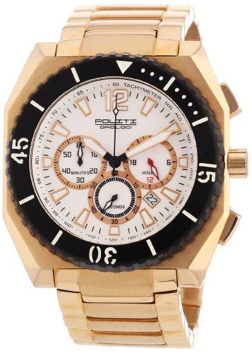 POLITI OROLOGI Herren Armbanduhr Chronograph OR3831