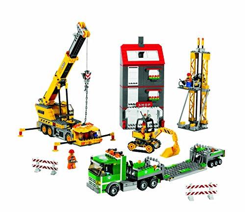 LEGO City 7633: Construction Site