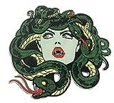 Medusa Snakes Mythology 5