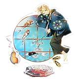 CoolChange Pakt der Yokai Aufsteller aus Kunststoff mit Takashi Natsume & Katze Madara, Motiv: B