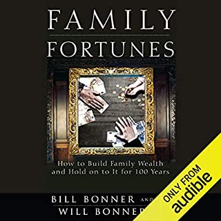 Family Fortunes audiobook cover art