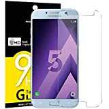 NEW'C Lot de 3, Verre Trempé pour Samsung Galaxy A5 2017 (SM-A520F), Film Protection...