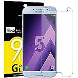 NEW'C Lot de 3, Verre Trempé pour Samsung Galaxy A5 2017 (SM-A520F), Film Protection écran - Anti...