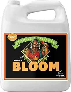 Advanced Nutrients 1201-15 Bloom pH Perfect Fertilizer, 4 Liter, Brown/A