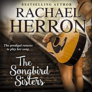 The Songbird Sisters audiobook cover art