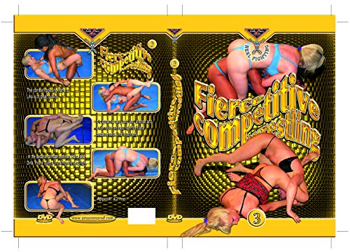 French Women's Wrestling - FIERCE COMPETITIVE WRESTLING 3 DVD - Amazon's Prod