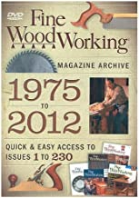 2012 Taunton Fine Woodworking Magazine Archive DVD ROM 230 issues Search Print