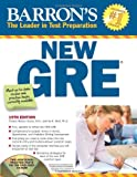 Barron's New GRE with CD-ROM, 19th Edition (Barron's GRE (W/CD))