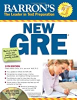 Barron's New GRE with CD-ROM (Barron's Gre)