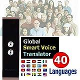 Propósito General Traductor Electronico de Idiomas Inteligente Soporte de Dispositivo 40 Idiomas Tra...