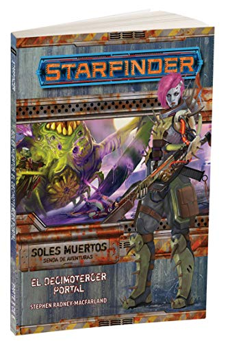 Devir - Starfinder Soles muertos: El Decimotercer portal (SFSOMU5)