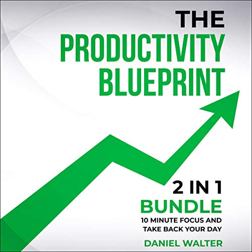 The Productivity Blueprint: 2 in 1 Bundle cover art