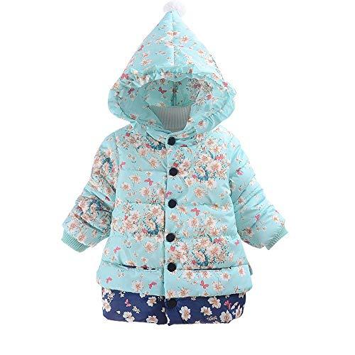 squarex squarex Baby Mädchen (0-24 Monate) Schlafanzugoverteil Gr. 2-3 Jahre, hellblau