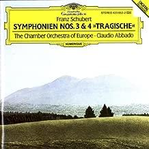 schubert symphony 4