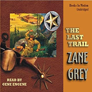 The Last Trail cover art