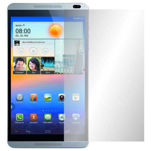 2 x Slabo Bildschirmschutzfolie Huawei MediaPad M1 8.0 Bildschirmschutz Schutzfolie Folie