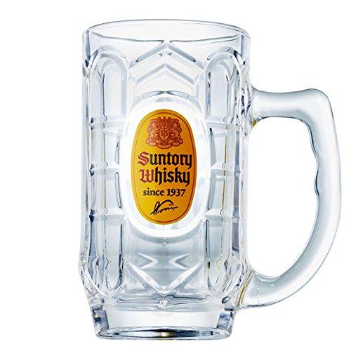 『SUNTORY メガ角ハイジョッキ グラス 700ml』のトップ画像