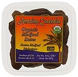 Amazing Coachella Organic Medjool Dates, 2 Pounds