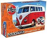 Airfix j6017–quickb EVERBUILD–Modélisme–VW Camper Van