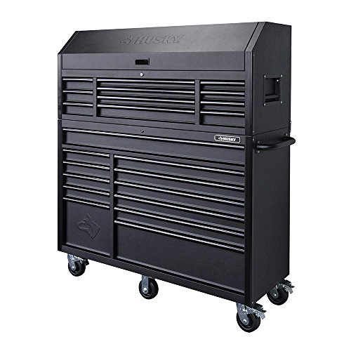 HUSKY LEATHER BOUND DRAWER 23 TOOL CHEST
