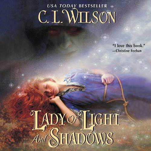 Lady of Light and Shadows cover art