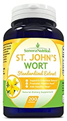 St John's wort is one of several supplements that can help with a fear of flying