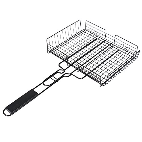 Grilling Traditions, Barbecue panier avec long manche