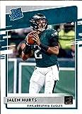 2020 Donruss #314 Jalen Hurts Philadelphia Eagles Rookie Football Card. rookie card picture