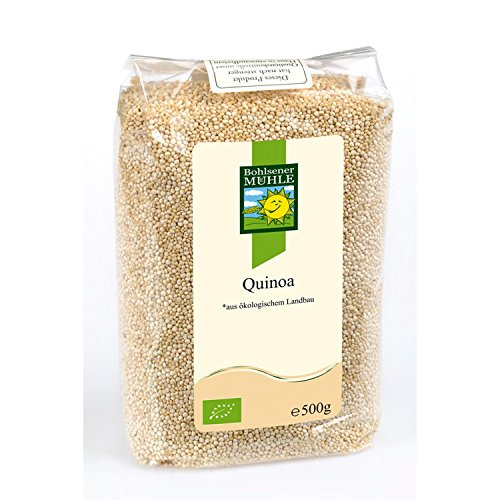 Bohlsener Mühle Bio Quinoa (1 x 500 gr)