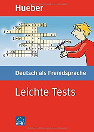 Hueber dictionaries and study-aids: Leichte Tests by Dorothea Herrmann(2001-05-29)
