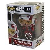 Funko Star Wars Pop! Nien Nunb (With Helmet) Vinyl Figure Gamestop Exclusive by Funko Pop! Vinyl