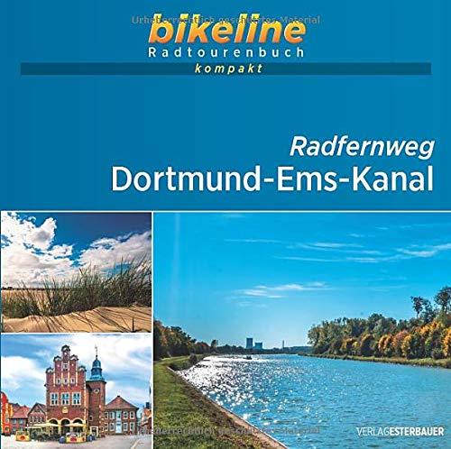 Dortmund-Ems-Kanal: 1:50.000, 379 km, GPS-Tracks Download, Live-Update: 1:50.000, 350 km, GPS-Tracks Download, Live-Update (bikeline Radtourenbuch kompakt)