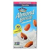 Blue Diamond, Almond Breeze Vanilla Unsweetened, 64 Fl Oz