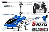 YSILE Syma 2ème édition S107 S107G Nouvelle Version Hélicoptère d'intérieur (bleu)