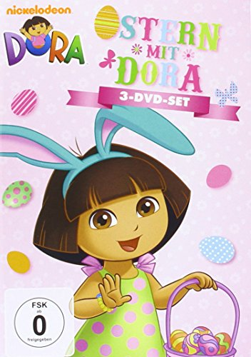 Dora - Ostern mit Dora [3 DVDs]