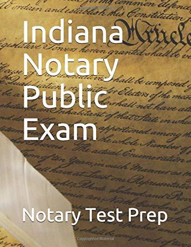 Indiana Notary Public Exam