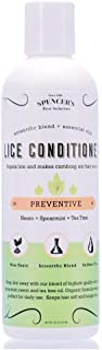 Conditioner - Natural DIY Home Lice Prevention - Kid Safe, Adults & Family -Prevent & Repel Louse Nits Eggs With Our Fast Easy Pro Prevention Product-Super Formula Clears Lice From Head Scalp & Hair